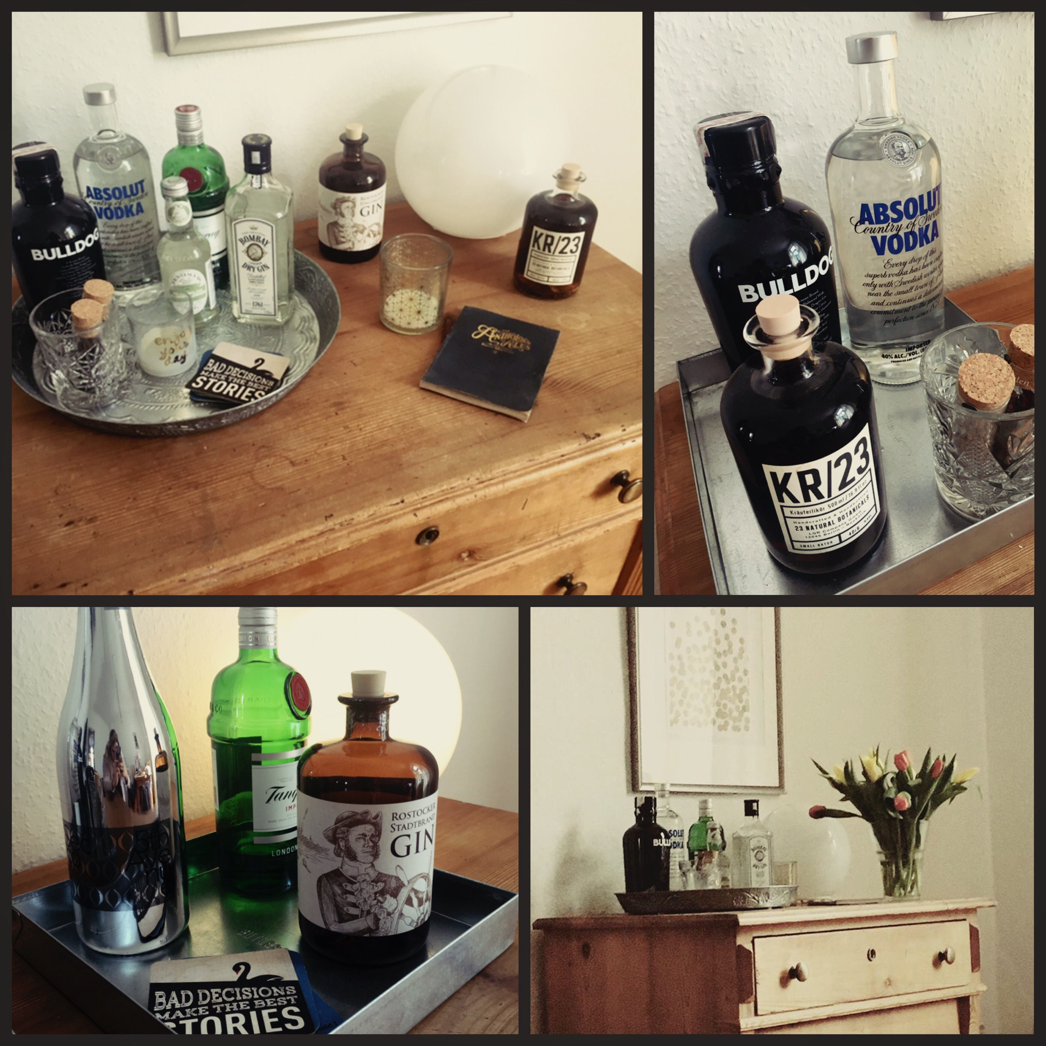 Home is where the Gin is – Anniloves…